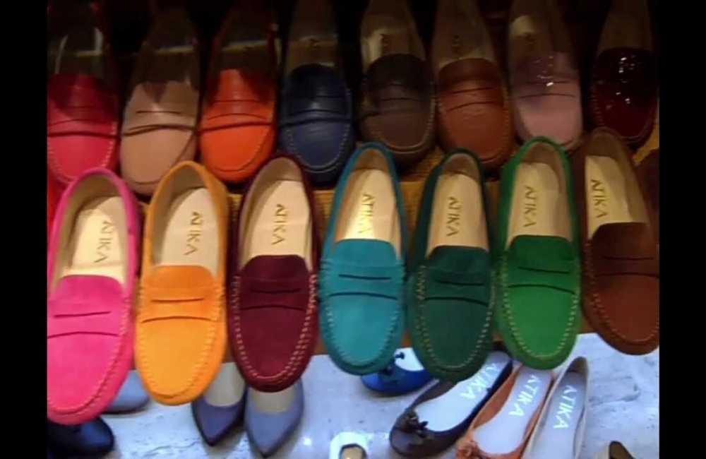 atika shoe shop marrakech