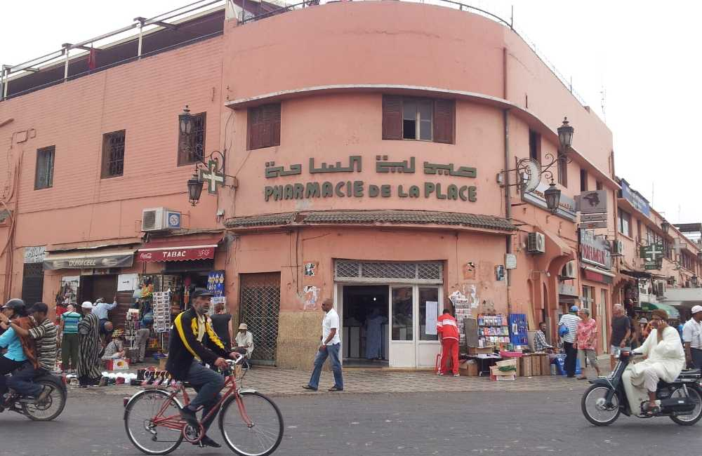 chemist pharmacy marrakech