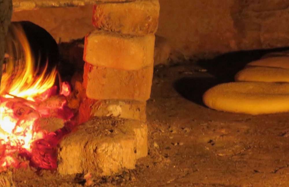 marrakech communal oven