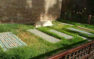 saadian tombs marrakech
