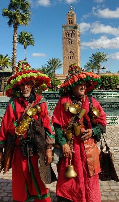 water sellers marrakech