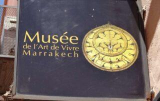 musee de l'art de vivre marrakech
