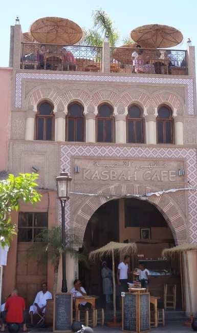 kasbah cafe marrakech