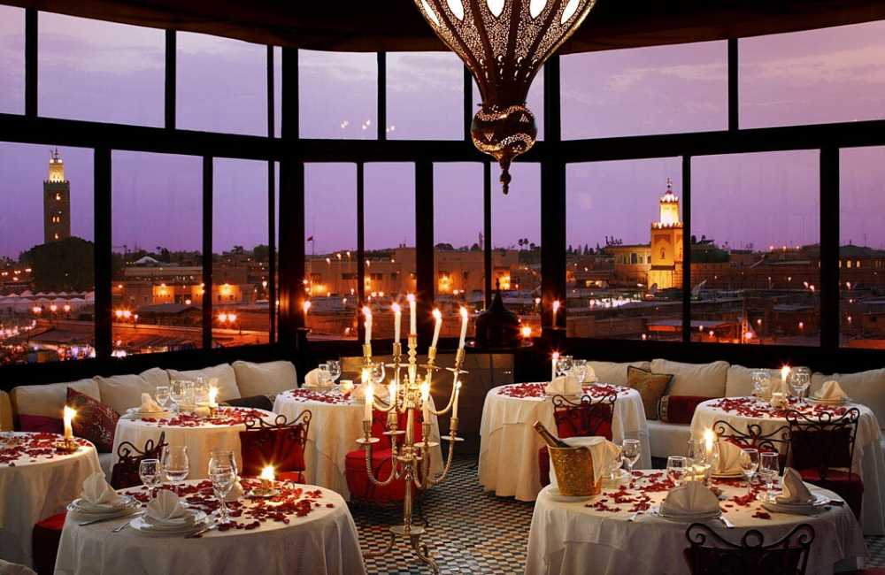 le marrakchi restaurant marrakech