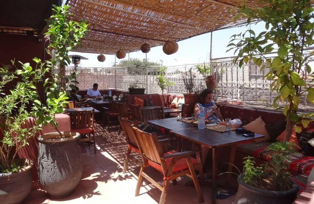 souk kafe marrakech