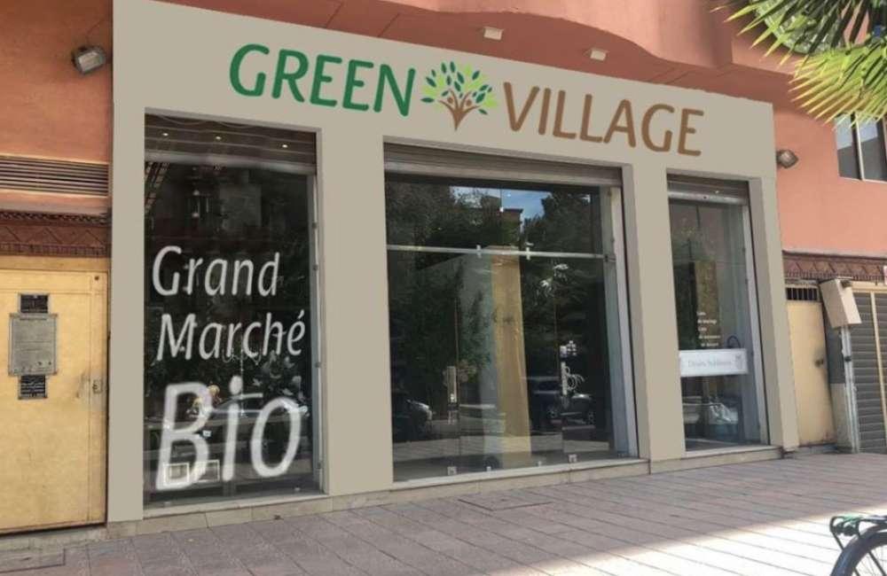 green village organic supermarket