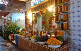 marché couvert du mellah