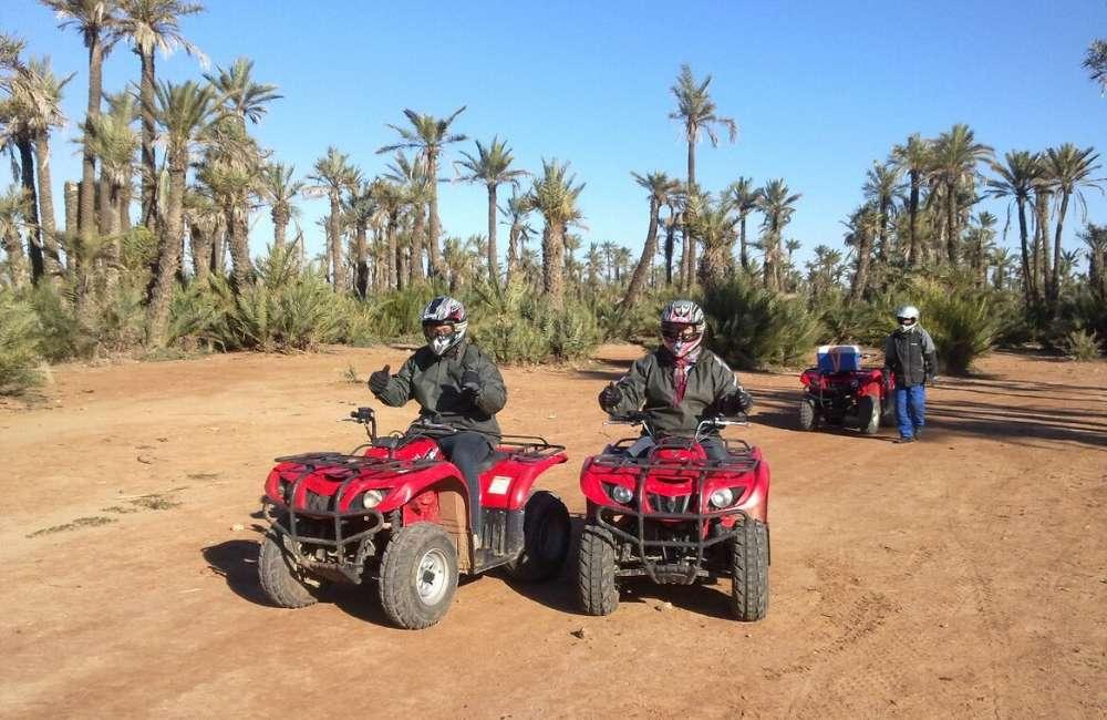 quad bike excursion marrakech