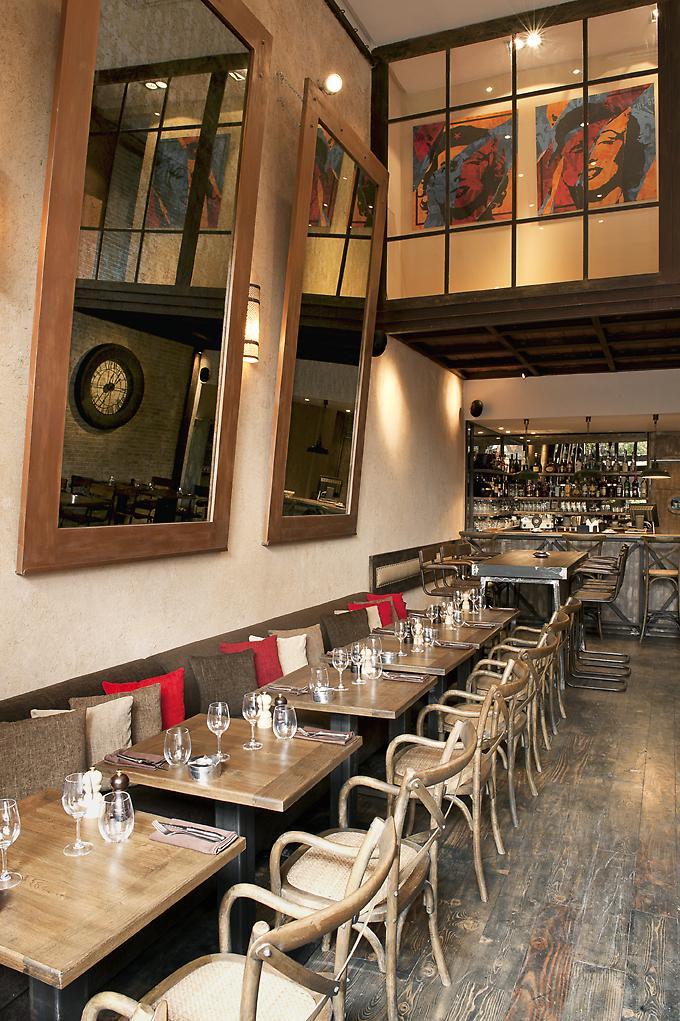 bistro loft restaurant marrakech