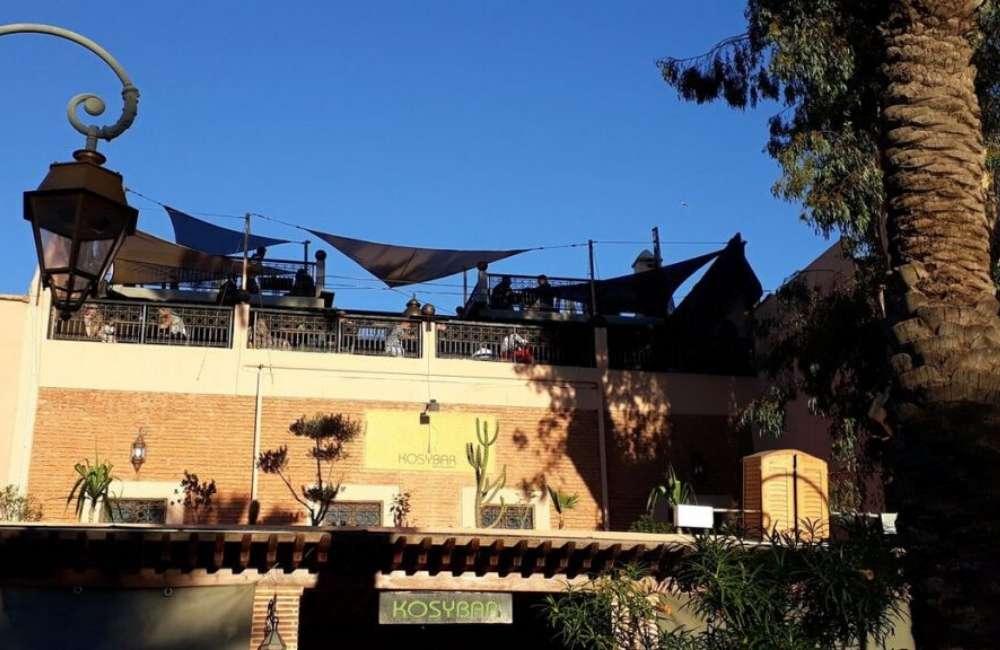 kosy bar marrakech