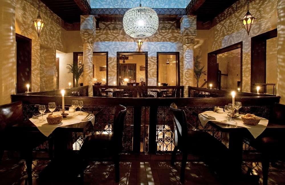 le tanjia restaurant marrakech