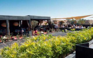 terrasse des epices restaurant marrakech