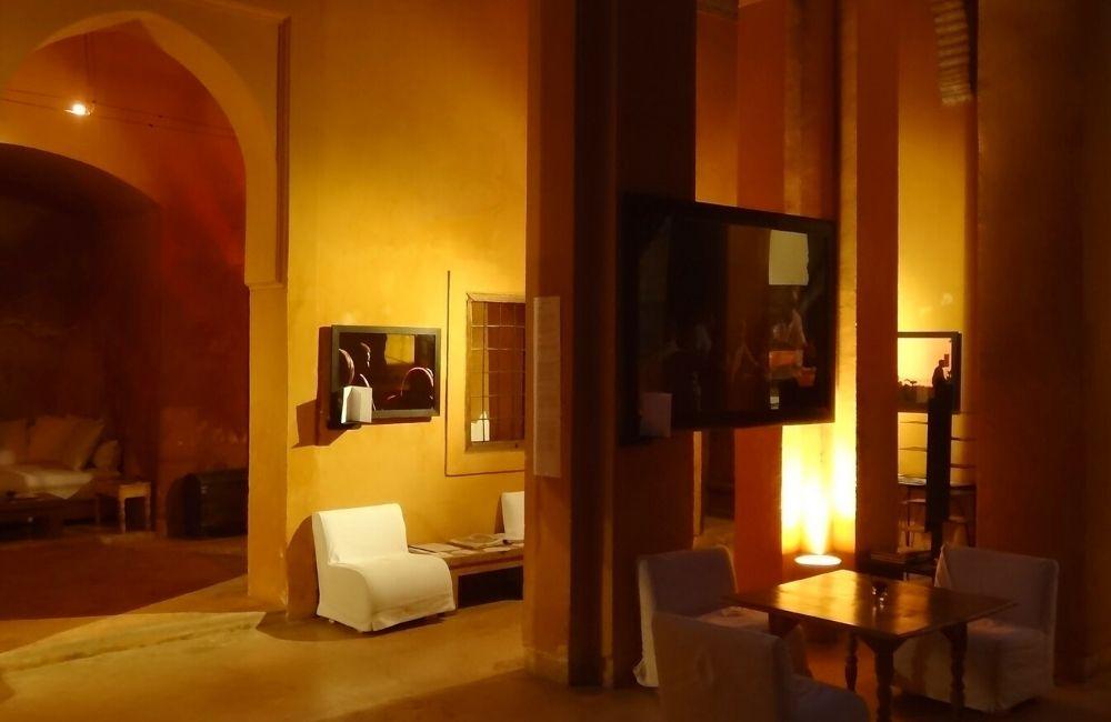 dar cherifa restaurant marrakech