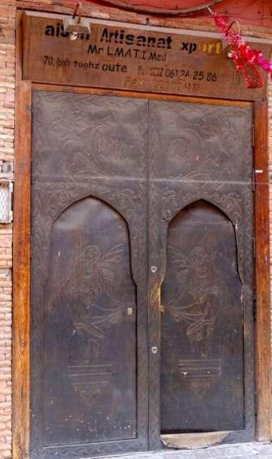 artisan export bab taghzout marrakech