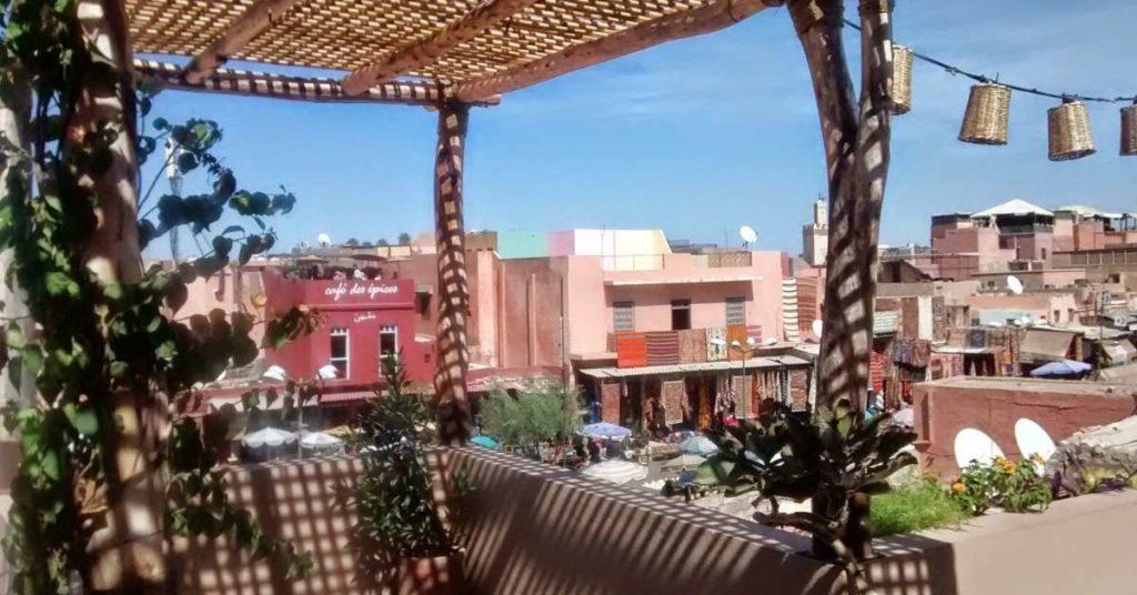 nomad restaurant terrace