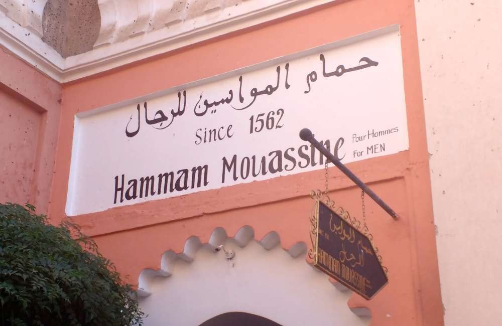 traditional hammam marrakech