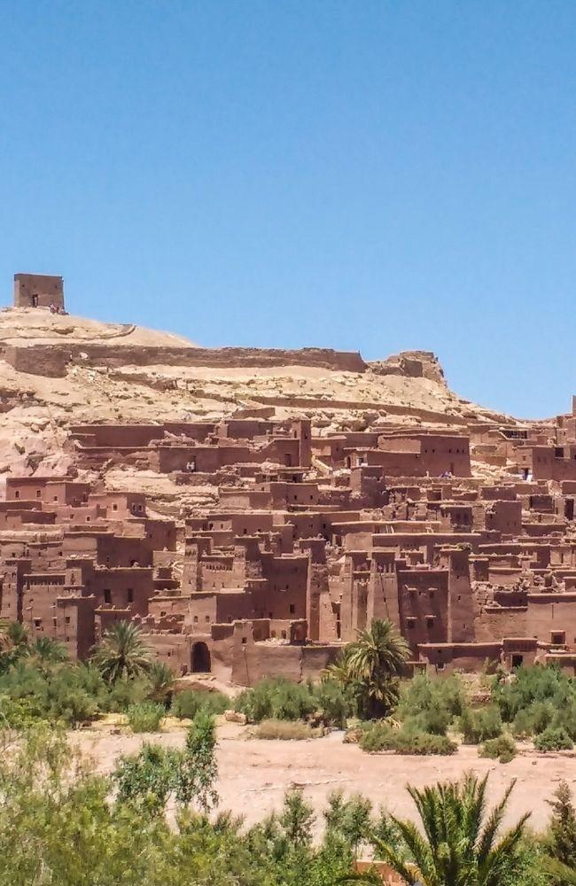 ait benhaddou kasbah UNESCO