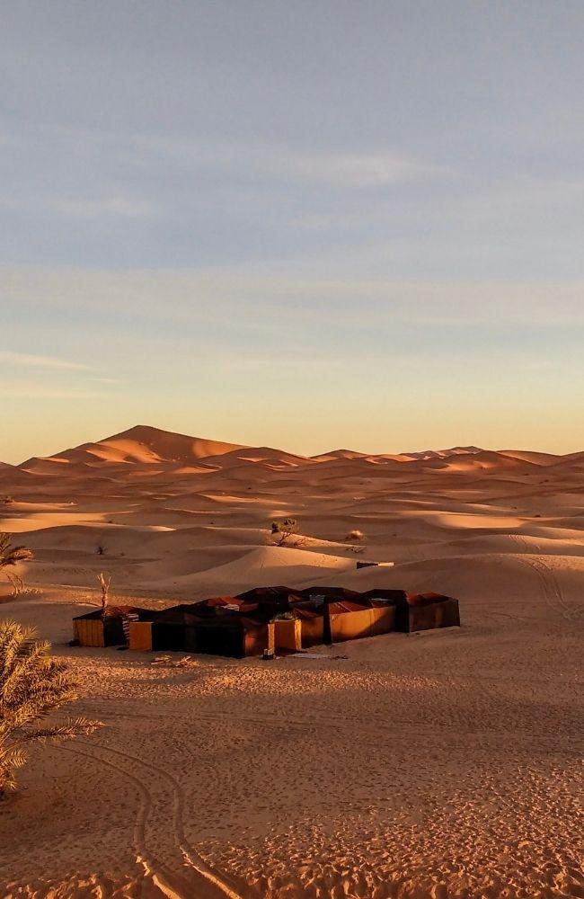 erg chebbi dunes merzouga
