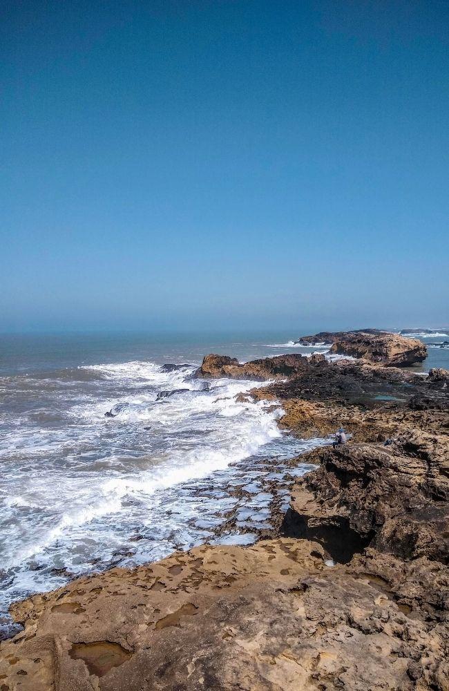 essaouira coastline