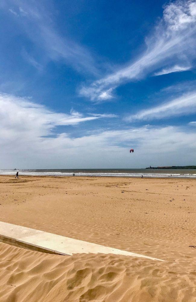essaouira kite surfing