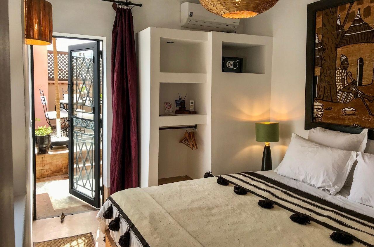 marrakesh riad cosy room
