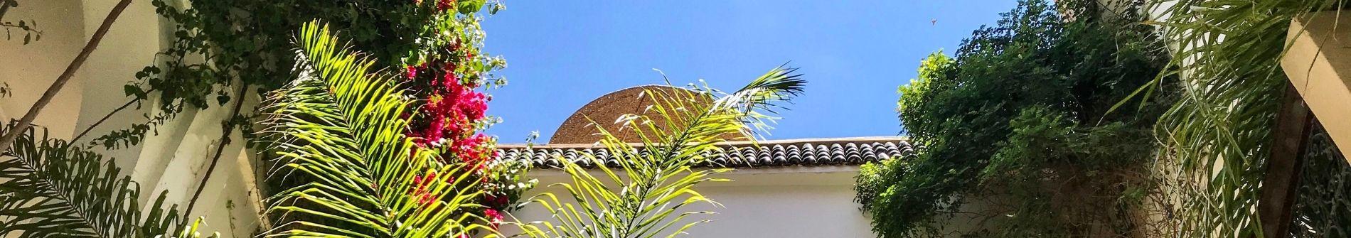 whole riad rental marrakesh